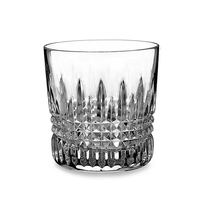 Alternate image 1 for Waterford® Lismore Diamond Tumblers (Set of 2)