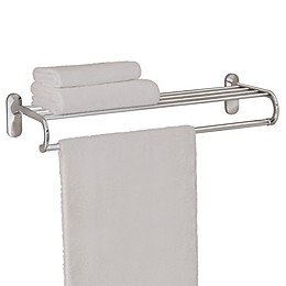 Taymor® 24-Inch European Towel Shelf in Chrome