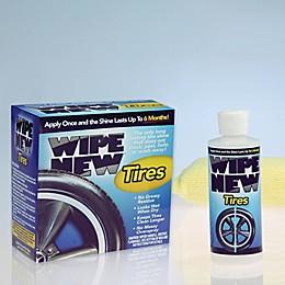 Wipe New® Tires