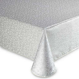 Lenox® Opal Innocence™ 60-Inch x 84-Inch Oblong Tablecloth in White