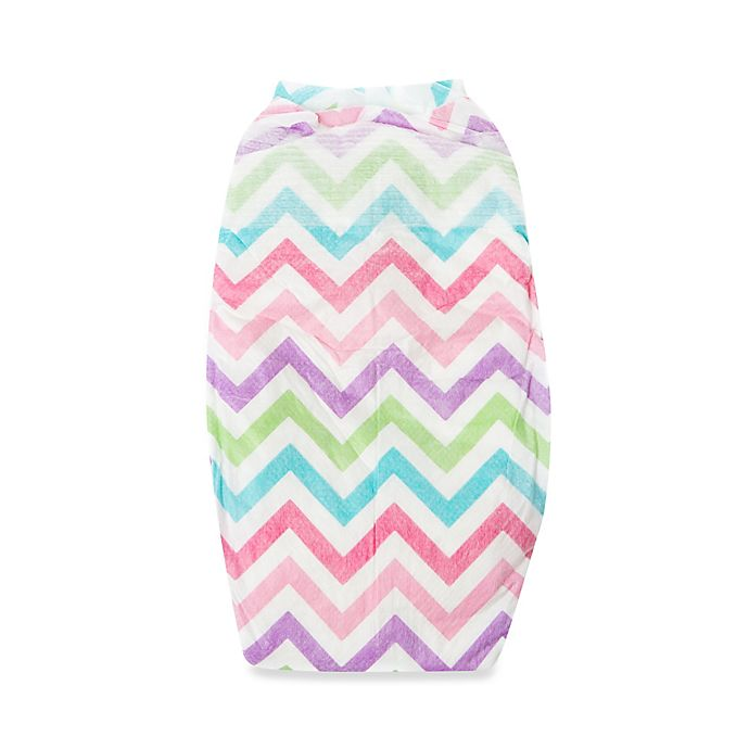 Alternate image 1 for Honest Diapers in Chevron Pattern