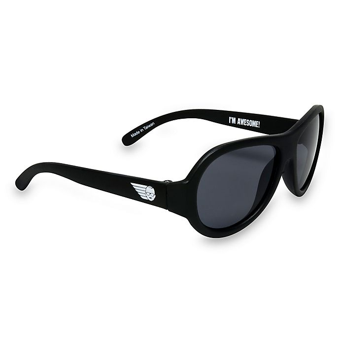 Alternate image 1 for Babiators® Sunglasses in Black Ops
