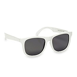 Baby Opticals by Hipsterkid™ Tinted Lens Sunglasses in White