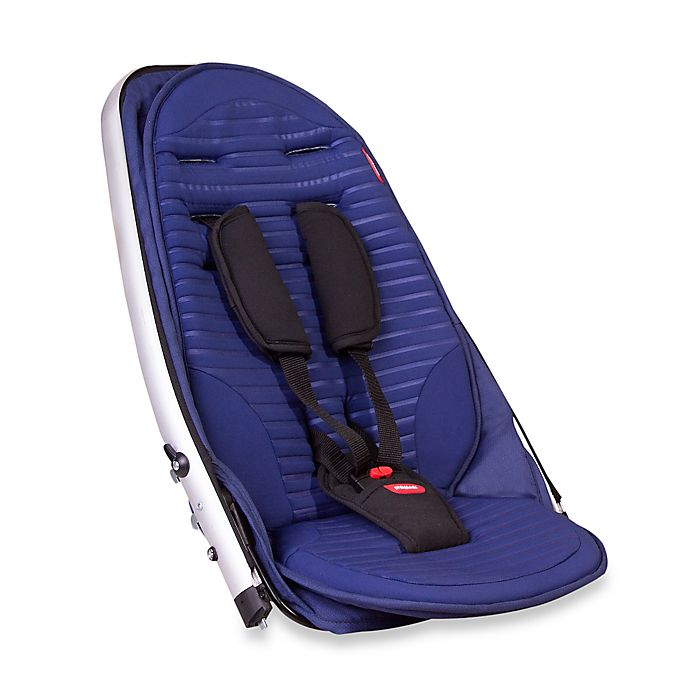 Alternate image 1 for phil&teds® Vibe and Verve™ Stroller Double Kit in Cobalt