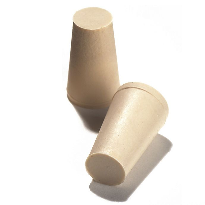 Alternate image 1 for Toddy Cold Brew System Home Model Rubber Stoppers 2-Count Pack in Cream