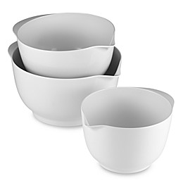 Oggi™ 3-Piece Melamine Mixing Bowl Set