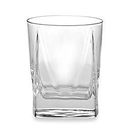Luigi Bormioli Alfieri SON.hyx Double Old Fashioned Glasses (Set of 4)