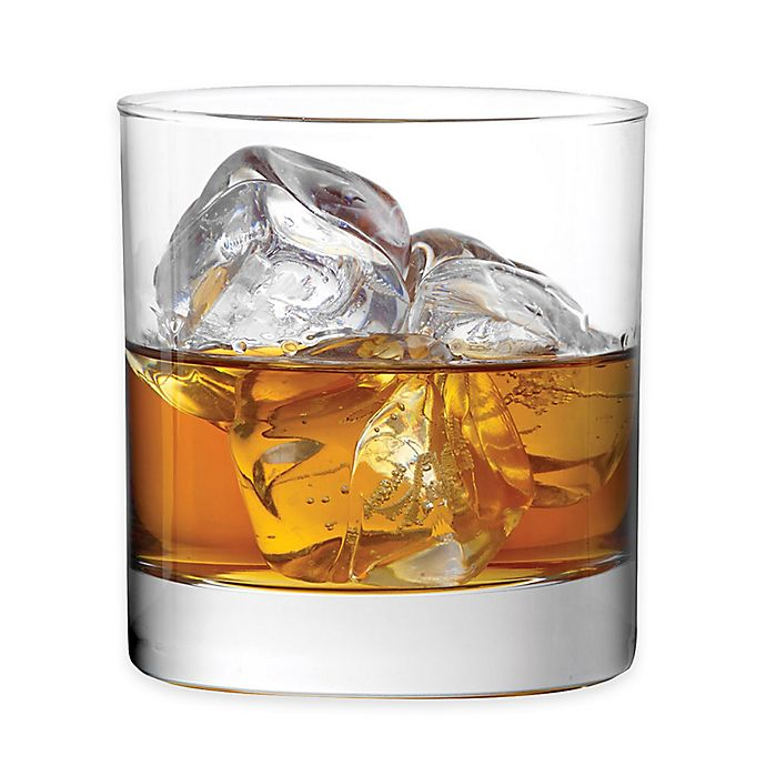 Alternate image 1 for Dailyware™ Double Old Fashioned Glasses (Set of 4)