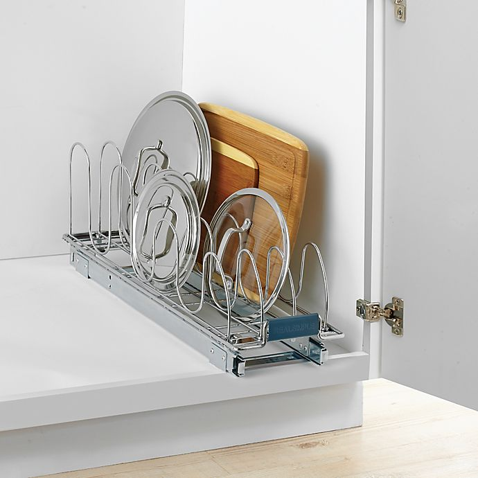Real Simple Roll Out Lid Organizer