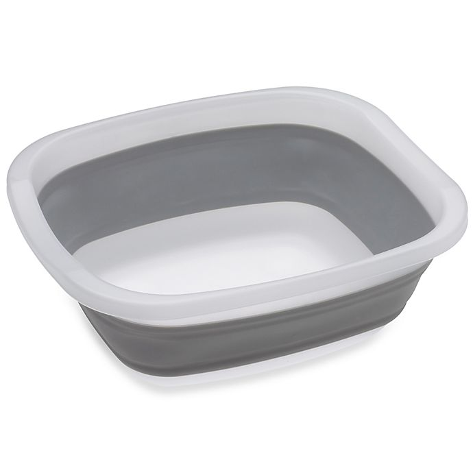 Alternate image 1 for prepworks® Collapsible Dish Pan