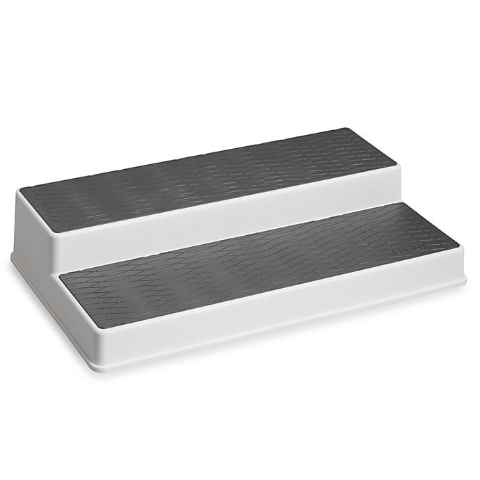 Copco 15 Inch Deep Shelf Organizer Bed Bath Amp Beyond