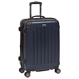 Kenneth Cole Reaction® Renegade 24-Inch Expandable Spinner Luggage in Navy