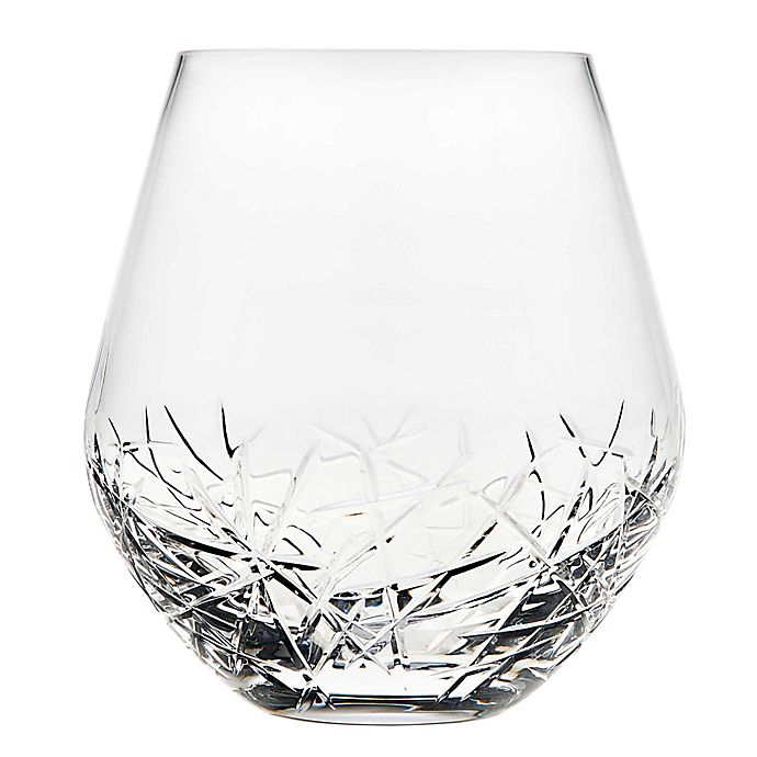 Alternate image 1 for Top Shelf Graffiti Stemless Wine Glasses (Set of 4)
