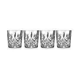 Marquis® by Waterford Markham Double Old Fashioned Glasses (Set of 4)