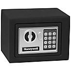 Honeywell Digital Steel Security Safe in Black