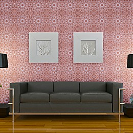 Tempaper® Removable Wallpaper in Medallion Berry