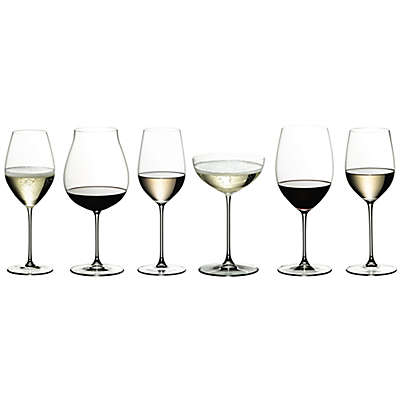 Riedel® Veritas New World Barware Glasses (Set of 2)