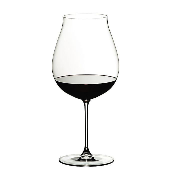 50d0ea48003 Riedel® Veritas New World Pinot Noir/Nebbiolo/Rosé Champagner Wine Glasses  (Set of 2)