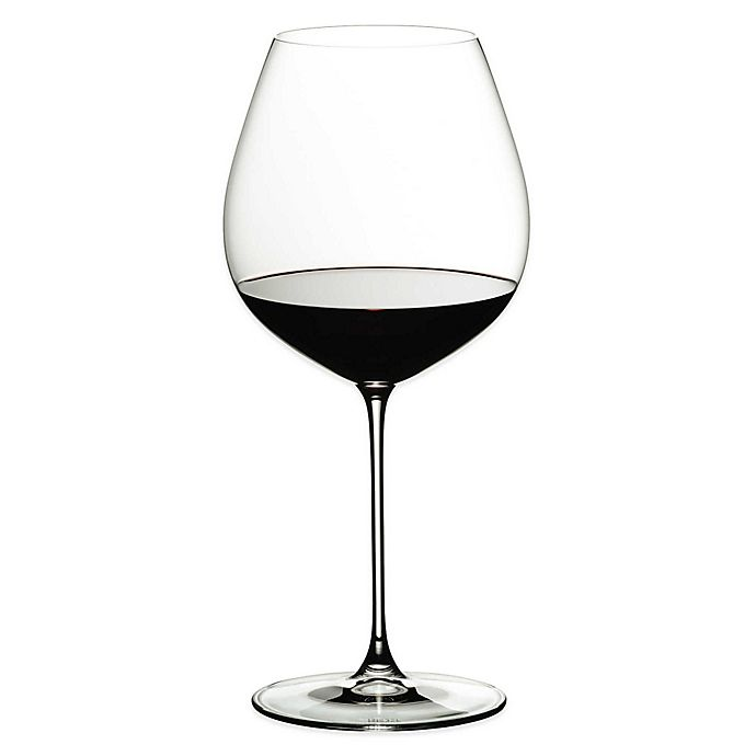 Alternate image 1 for Riedel® Veritas Old World Pinot Noir Wine Glasses (Set of 2)