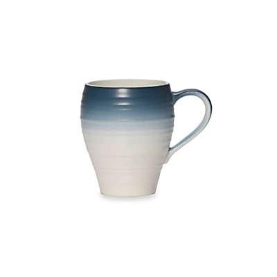 Mikasa® Swirl Ombre Mug in Blue