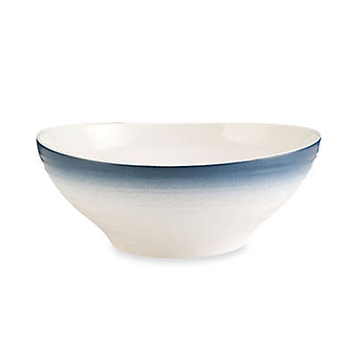 Mikasa® Swirl Ombre Vegetable Bowl in Blue