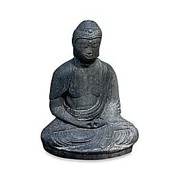 Campania Asian Inspired Buddha Garden Statue