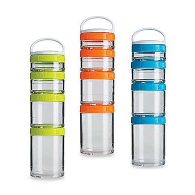 BlenderBottle® GoStak™ Starter 4Pak