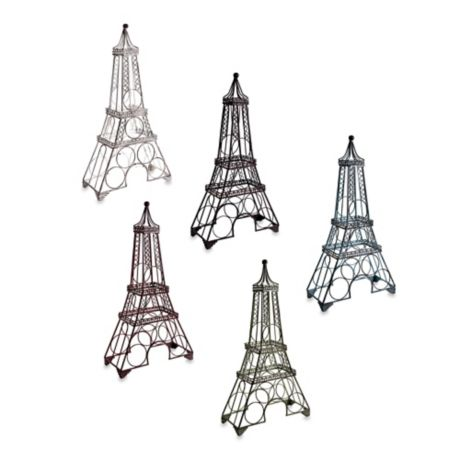 Eiffel Tower Wine Rack Bed Bath Amp Beyond