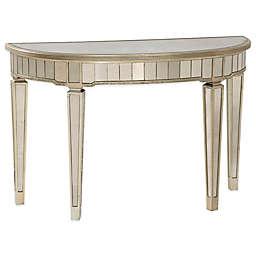 Bassett Mirror Company Borghese Mirrored Console Table