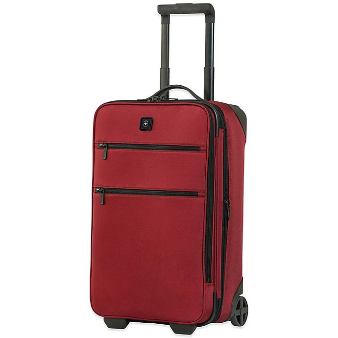 Alternate image 1 for Victorinox® Lexicon 22-Inch Upright Carry On Luggage