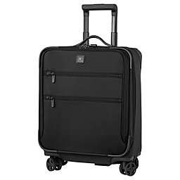 Victorinox® Lexicon 20X Dual-Caster Carry On Luggage in Black