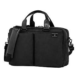 Victorinox® Lexicon Overnight Laptop Brief in Black