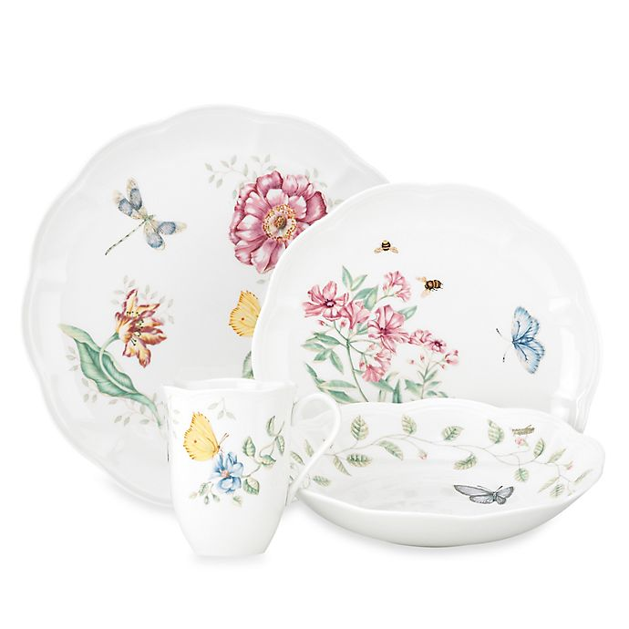 Alternate image 1 for Lenox® Butterfly Meadow® Dinnerware Collection