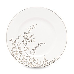 kate spade new york Gardner Street Platinum™ Dinner Plate