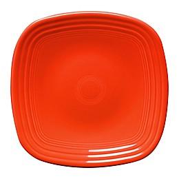 Fiesta® Square Dinner Plate in Poppy