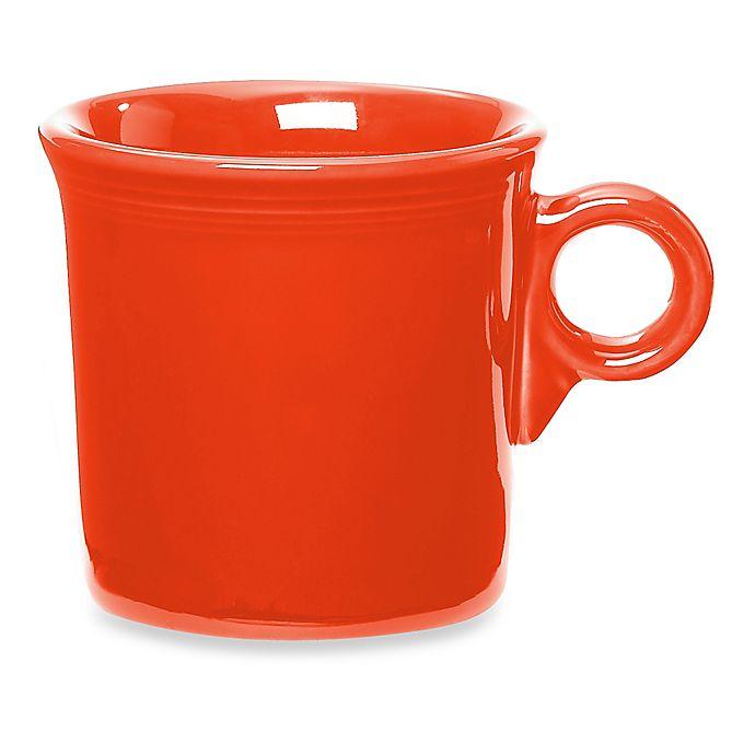 Alternate image 1 for Fiesta® Mug in Poppy
