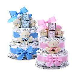 New Baby Diaper Cake