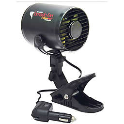RoadPro 12-Volt Tornado Fan with Mounting Clip