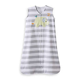 HALO® SleepSack® Medium Cotton Wearable Blanket in Grey Elephant