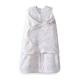 HALO® SleepSack® Floppy Friends Multi-Way Adjustable Cotton Swaddle