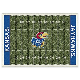 University of Kansas Home Field Rug