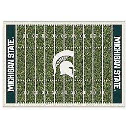 Michigan State University Home Field Rug
