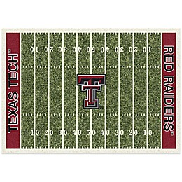 Texas Tech University Home Field Rug