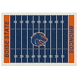 Boise State University Home Field Rug