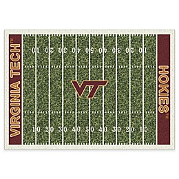 Virginia Tech Home Field Rug