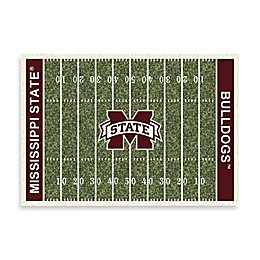Mississippi State University Home Field Rug