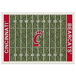 University of Cincinnati Home Field Rug