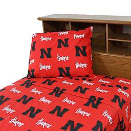 University of Nebraska Sheet Set