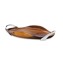 Nambe Bella Serving Tray