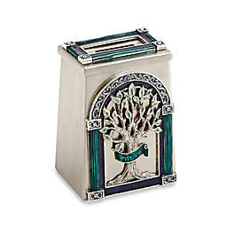 Quest Collection Tree of Life Tzedakah Charity Box